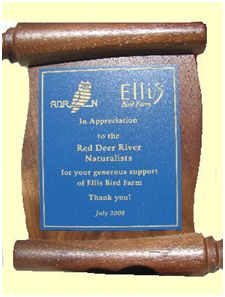 rdrn awards ellis bird farm